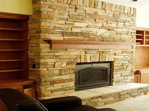 Brick Veneer Fireplace by Fireplace Veneer Brick Home Design