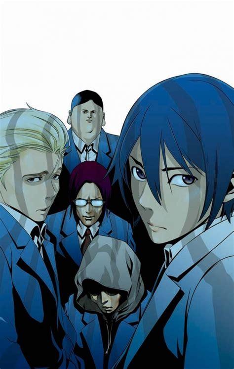 prison school prison school tv anime slated for summer haruhichan