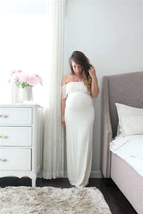 White Baby Shower Dress by Best 25 White Maternity Dresses Ideas On