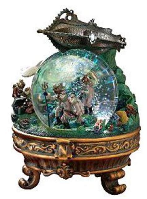 musical snow globes 20 000 leagues the sea musical snowglobe from our