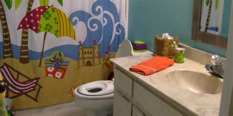 kids beach bathroom decor kid s bathroom decorating ideas to take note of home