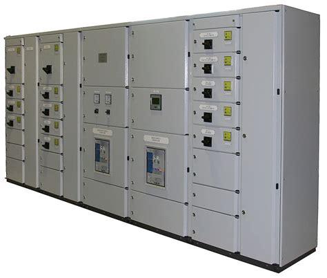 electric switchgear panels
