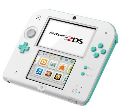 Nintendo 2ds Giveaway - new quot sea green quot 2ds revealed what do you think gamespot