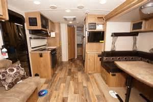 Bed Floor Plan 2016 Forest River Rockwood Roo 233s Hybrid Trailer