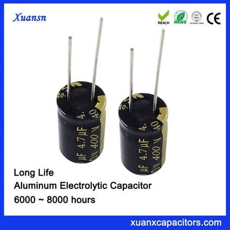 high voltage capacitors radial high voltage capacitor 400v 4 7uf