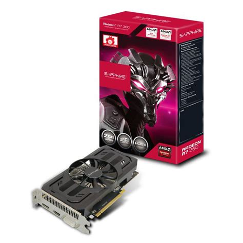 Vga Amd Radeon R7 200 Series sapphire technology
