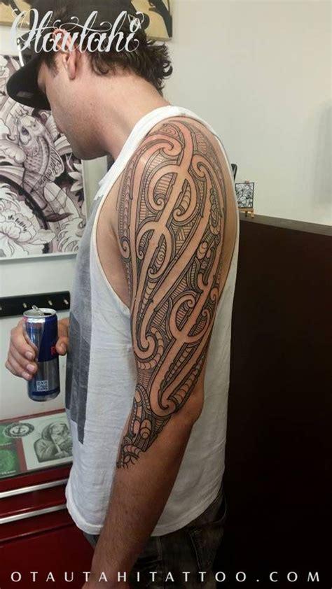 polynesian tattoo queenstown otautahi tattoo queenstown auckland ta moko tamoko