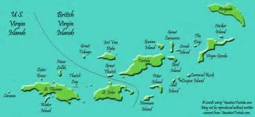 map islands