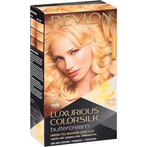 revlon luxurious colorsilk buttercream review allure revlon revlon luxurious colorsilk buttercream ultra light