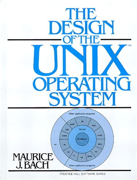 pattern programs in unix bach design of the unix operating system pearson