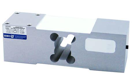 Load Cell Single Point Alumunium Material Zemic Lssp L6f 500kg l6w single point load cell