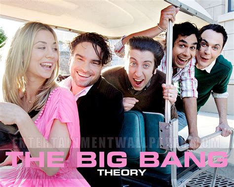 the bid theory the big theory the big theory wallpaper