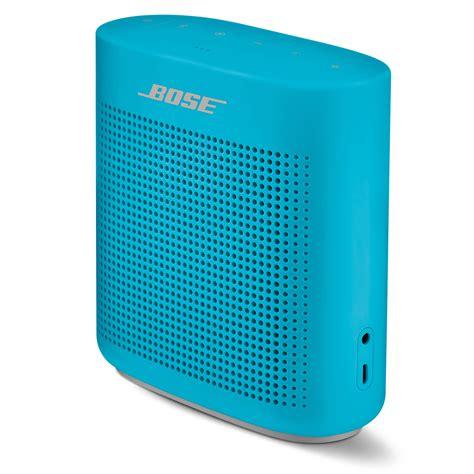 bose soundlink color review bose soundlink color ii bluetooth speaker 752195 0500 b h
