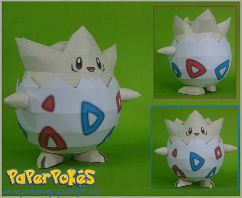 How To Make Papercraft - paperpok 233 s pok 233 mon papercraft