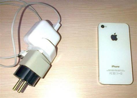 Charger Hp Iphone 4 jual beli iphone 4 16 giga putih original charger