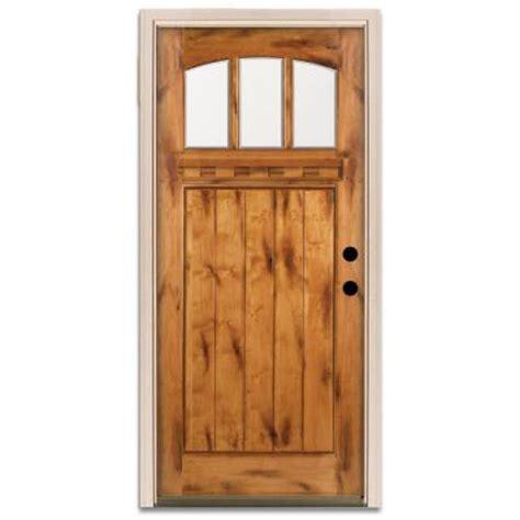 Home Depot Craftsman Door by Steves Sons 36 In X 80 In Craftsman 3 Lite Arch