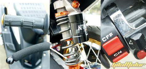 Kaliper Ktc 2p Yamaha Honda Limited modifikasi yamaha mio 2007 cara keren menyiasati usia gilamotor