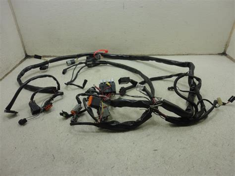 1999 harley davidson dyna wiring harness davidson