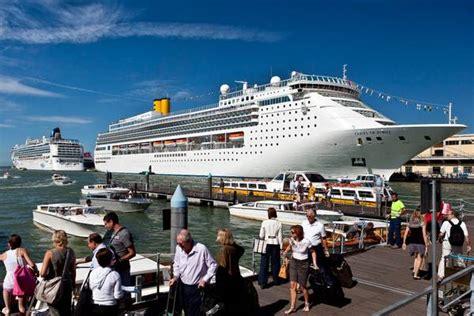 porto venezia crociere porti venezia a sostegno crociere nasce cruise venice