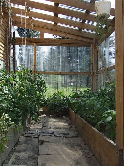 attached greenhouse safe harvesting   winter