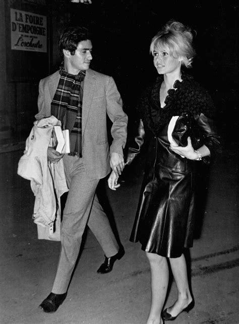 Brigitte Bardot and her boyfriend Sami Frey   Actrice