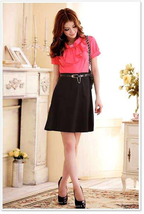 Dress Anak Murah Import Warna Pink Ready Stock 1 Link Jual Baju Korea Techunits