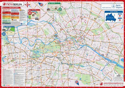Carte De by Carte De Berlin Cartes Et Plans De Berlin