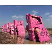 Amarillo TX  Cadillac Ranch