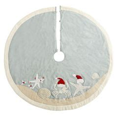 beach themed tree skirt themed tree skirt for
