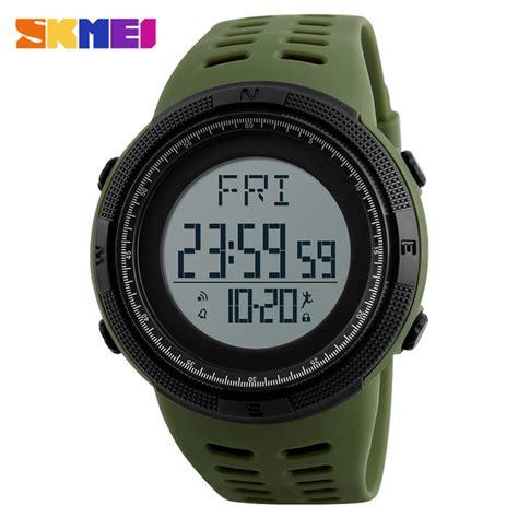 Skmei Jam Tangan Sporty skmei jam tangan digital sporty pria 1295 green jakartanotebook