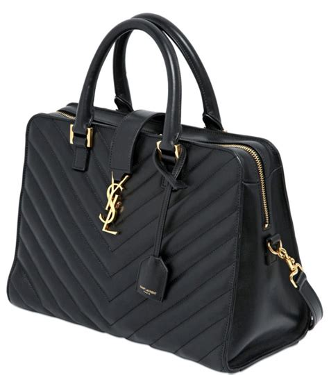 Ysl Quilted Bag by Laurent Small Cabas Monogramme Quilted Bag Bragmybag