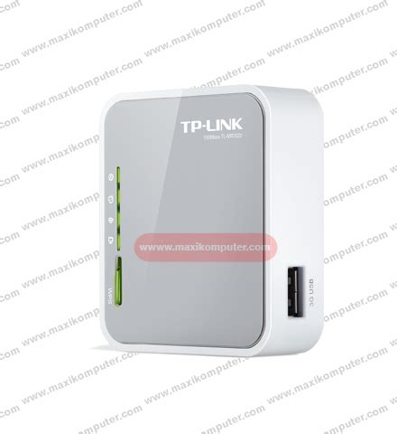 Harga Tp Link Tl Mr3020 wireless n router tp link tl mr3020 portable