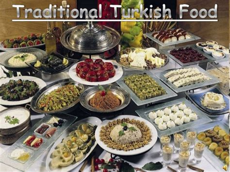 ottoman food traditional turkish food