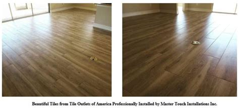 faux wood tile sophistication the toa blog about tile more wood plank tiles the hottest floors in the market the