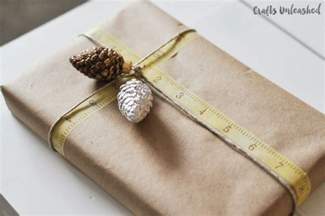 craft paper gift wrap gift wrapping ideas 6 ways to use kraft paper
