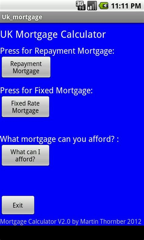 house mortgage calculator uk uk mortgage calculator android apps on google play