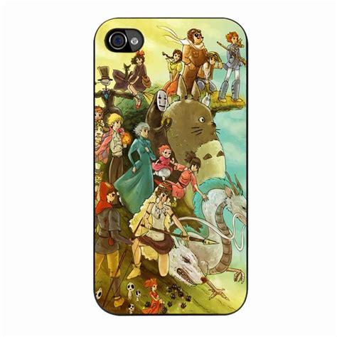 Casing Iphone 6s Studio Ghibli Characters Custom Studio Ghibli Characters 2 Iphone 4 4s