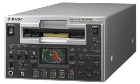Kamera Sony Hd 1500 sony hvr1500 repair soft focus broken no power sdi