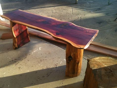 amma cedar log bench design 1046 best images about wooden things on pinterest log