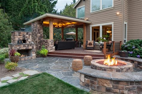 wheeler traditional deck portland by paradise