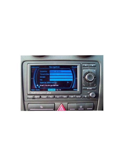Audi Rns E Navigation Dvd by Audi Rns E Navigation Plus 2018 Cs 1 X Dvd To Choose