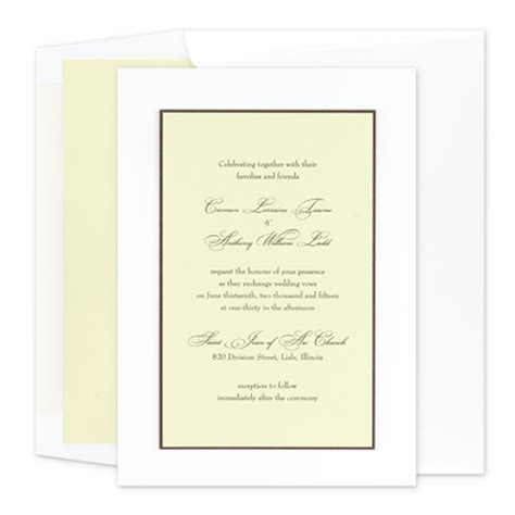 Wedding Invitation Letter For Guest Wedding Invitation The Publicity Stunt Inc