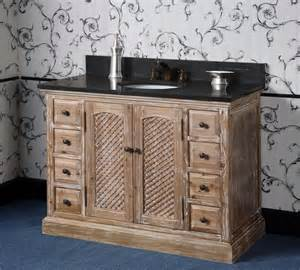 distressed bathroom vanities traditional bathroom