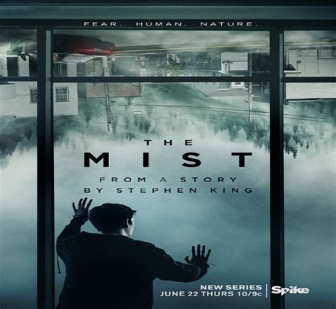 The New Babasling Original Mist the mist something in the air a review of the 3 episodes of the new spike tv show the