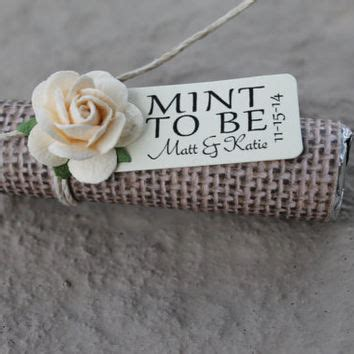 Wedding Favors Mints by Set Of 24 Mint Wedding Favors With From Mintfavorsandmore