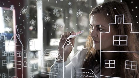 Winterliche Fensterbilder Holen Sie Sich Den Winter Ins