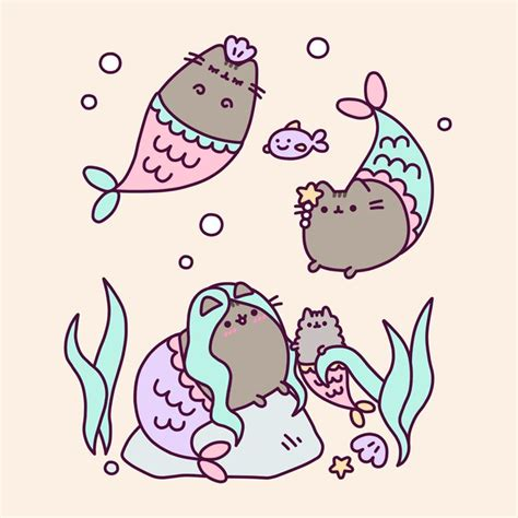 Little Store Of Home Decor Pusheen The Cat Photo Childhood Pinterest Pusheen