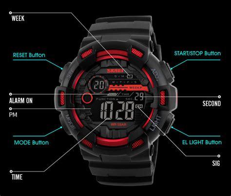 Deal Skmei Jam Tangan Digital Dg1068 skmei jam tangan digital pria dg1243 black jakartanotebook