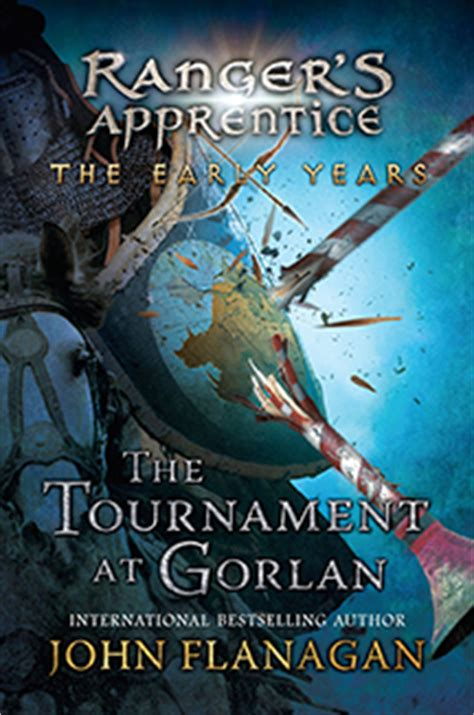 six years lost books ranger s apprentice the tournament at gorlan the world