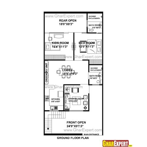 25by 50 plot size lay out plan inspiring house map design 2550 house diy home plans database 25 50 house map ground floor pics